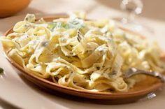Cucinare che Passione: Fettuccine del Papa