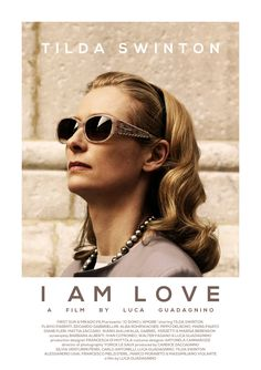 Poster for I AM LOVE (Luca Guadagnino, Italy, 2009)