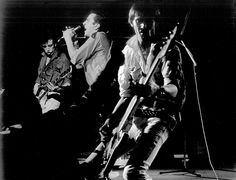 The Clash by Bob Gruen