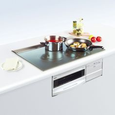 New Toshiba Built-in IH Cooking Heaters