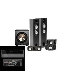 Klipsch Synergy F-20 Home Theater Bundle-FREE BIC Acoustech PL-200 by Klipsch. $1599.00. Being on stage with your favorite artists or on set of your favorite motion pictures is now possible thanks to the F-20 home theater system. As youre swept to far off destinations, this system allows you to feel and live each individual scene as if you were part of the cast. Comprised of five speakers left and right main speakers, a center channel speaker, left and right surround speakers a...