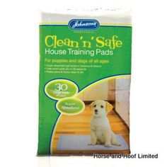 JVP House Training Pads For Puppys JVP House Training Pads help reduce the mess…