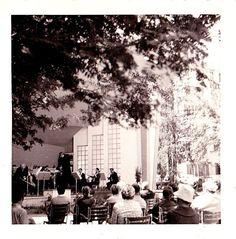 Lot 3 Vintage 60s Orchestra Musician Snapshots European Travel Photos B&W