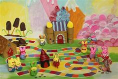 2013: Peeps in Candy Land