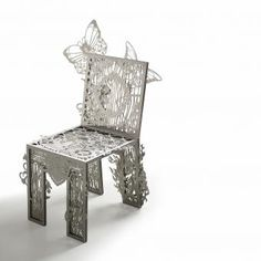Chair of textures  In Chairs by Tjep   #furniture #chair