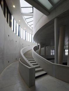 Centro de Visitantes Museo Alésia / Bernard Tschumi Architects  (7)