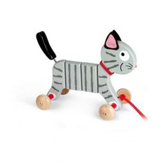 Pull toy from the very fabulous Janod toy company #kids #toys