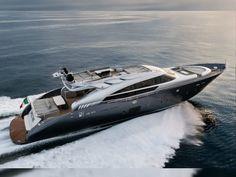 AB 100 Spectre Yacht: digno de James Bond. #yate #yacht #bote #boat #jamesbond…