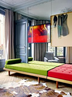 signed by tina: Not your average living room.... - www.iwantmore.pl - www.more4design.pl - www.mymarilynmonroe.blog.pl