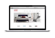 4141 DESIGN sceglie la professionalità DDM per la sua comunicazione nel world wide web.