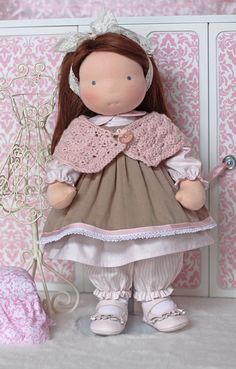 Misty Morning outfit for 18 inch dolls
