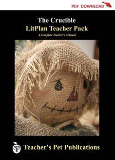 The Crucible Lesson Plans | LitPlan Teacher Guide