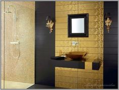 Bad Fliesen Ideen Modern Wandgestaltung Fliesen Badezimmer Ideen ... Badezimmer Fliesen Modern