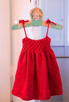 Ravelry: Solar Sweetie pattern by Vickie Howell Knitting For Kids, Baby Knitting, Crochet Baby, Knit Crochet, 4 Kids, Baby Kids, Little Girl Dresses, Girls Dresses, Kids Patterns