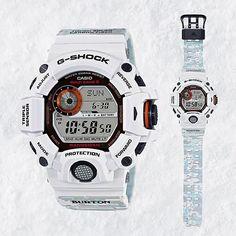 G-Shock x Burton Collaboration Limited Edition Watch   #gshock #burtonsnowboards #burton