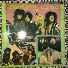 Years ago, Mötley Crüe played at The Palace, Alburn Hills, an this show was registered on this super rare double live bootleg LP called Kingston of Sleaze Metal.