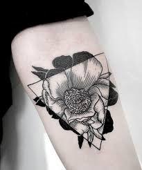 Image result for tattoo flowers arm shoulder