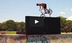Boyd Hilder outdid himself in this 2015 #BMX video for Mankind Bike Co. You don't want to miss this one! WATCH!