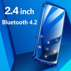 New Bluetooth Player TFT Color Screen FM Voice Recorder Lossless Sound Music Player Touch Button With Backlight Mp3 Music Player, Mp4 Player, Best Portable Bluetooth Speaker, Bluetooth Speakers, Digital Cable, Voice Recorder, Consumer Electronics, Sound Music, Tech