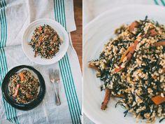 Brown Rice Arame by The Minimalist Vegan