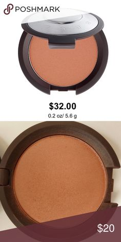 BECCA Mineral Blush- Wild Honey Color is in Wild Honey. Used about 4-5 times with a brush. No trades. BECCA Makeup Blush