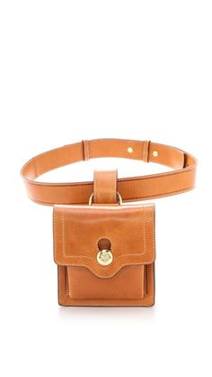 Say what!?! YESSSSS!!!!Tory Burch Leather Belt Bag!!! Fancy name for fanny pack, lol! I soooo want one!!