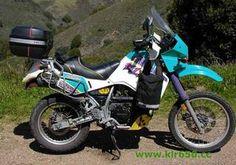 1995 Kawasaki KLR 650