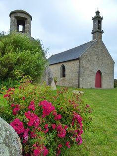 La Chapelle Pol | Flickr - Photo Sharing!  Brignogan-Plage, Brittany, FR