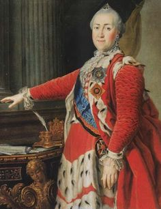 catherine the great | The Historical Context of the Lessing Family's Relationship with ...