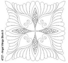 Angel Wings Block 8: Click To Enlarge