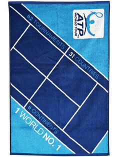 ATP Court Players Towel. $29.99
