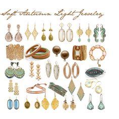 Soft Autumn Light Jewelry
