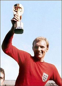 BOBBY MOORE: England's captain and British hero