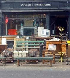 Arbon Interiors, Golborne Road, Homegirl London