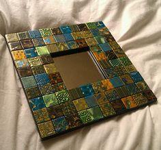polymer mosaics | Flickr: KatchaT Katerina Tumova's Photostream