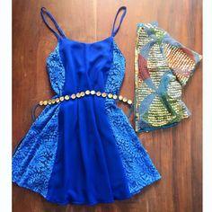 💙 Vestido Margarita 💙