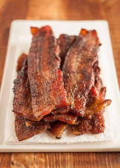 How To Make Low-Sodium Bacon at Home