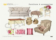 Want some practical tips to add a touch of English charm to your home? Check out our new English Country Builder - a 'how to' guide for decorating in English Country style. Only $4.99!  http://www.stylemyinterior.com/styleguides/style.aspx?id=4