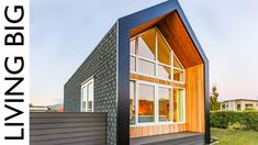Tiny House Concept Adapted Into Amazing Modern Home
