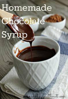 Homemade Chocolate S