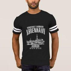 Copenhagen T-Shirt - vintage gifts retro ideas cyo
