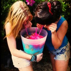 GIANT SLURPEE- to do this summer at 7-11