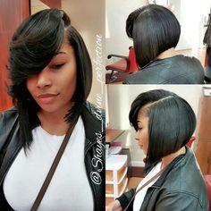 """Bonded Quick Weave  B O B ' N  & W E A V I N '  IG: Shayes_dvine_perfection FB: Shayes D'vine Perfection Www.styleseat.com/shalandawilliams2 """"Come Get Shayed & Slayed"""""""