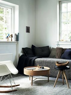 my scandinavian home: A cool, calm and collected Danish home My Living Room, Living Room Interior, Home And Living, Living Spaces, Decoration Inspiration, Interior Inspiration, Sweet Home, Scandinavian Home, Home And Deco