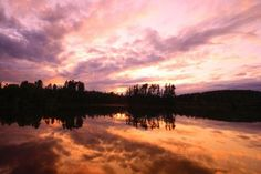 Halfway Lake Provincial Park Ontario Parks, Celestial, Sunset, Gallery, Outdoor, Image, Outdoors, Sunsets, Outdoor Games