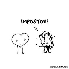 Corazón impostor