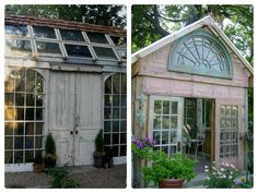 Image result for beautiful garden sheds