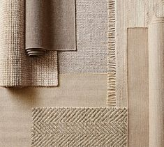 Celebrated for its versatility and durability, jute is a sustainable material that is among the softest and smoothest of natural fibers, and it boasts superior resilience in high-traffic areas. Entirely handcrafted, our Chunky Wool & Jute Rug … Nature Living, Home Living, Vitrine Design, Material Board, Chunky Wool, Natural Rug, Natural Area Rugs, Home And Deco, Carpet Runner