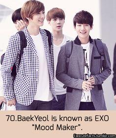 EXO FACT ♡ #KPOP - 70