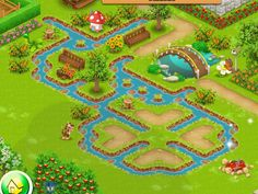 Hay Day Game Design
